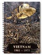 Vietnam 1961-1975 Spiral Notebook