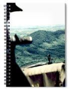Vietnam Central Highlands Spiral Notebook