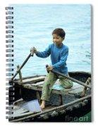 Vietnamese Boy Spiral Notebook