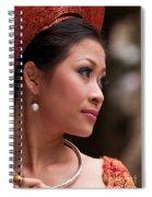 Vietnamese Bride 12 Spiral Notebook