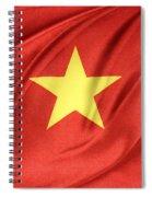 Vietnamese Flag Spiral Notebook