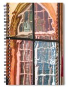 View From Another Window Spiral Notebook