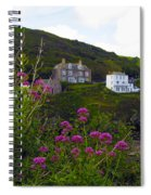 View From Port Isaac Spiral Notebook