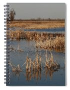 View From The Duck Blind Spiral Notebook
