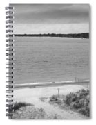 View From The Fort Gratiot Light House Spiral Notebook