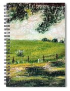 View From The Shade 2 Spiral Notebook