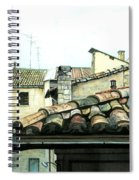 View From The Top Spiral Notebook