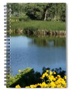 View From The Trail Spiral Notebook
