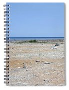 View In Front Of Mission Point Light House 03 Spiral Notebook