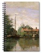 View In Holland Spiral Notebook