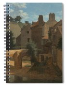 View In The Ile-de-france Spiral Notebook