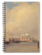 View In Venice Spiral Notebook