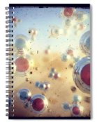 View Of H2o Spiral Notebook