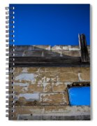 View Through A Window Spiral Notebook