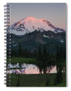 View To Be Shared Spiral Notebook