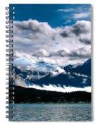 Viewing Auke Bay Spiral Notebook