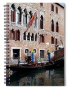 Views Of Venice Spiral Notebook