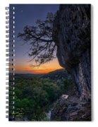 Vilander Bluffs Spiral Notebook
