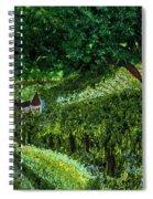 Villa By Jrr Spiral Notebook