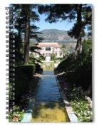 Villa Ephrussi De Rothschild Spiral Notebook