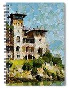 Villa La Gaeta Spiral Notebook