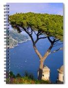 Villa Rufolo Spiral Notebook