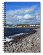 Village By The Sea - County Kerry - Ireland Spiral Notebook