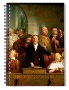 Village Choir Spiral Notebook