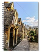 Village Of Winchcombe Spiral Notebook