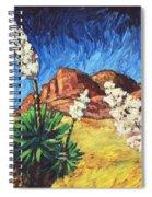 Vincent In Arizona Spiral Notebook