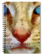 Vincent Spiral Notebook