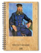 Vincent Van Gogh 7 Spiral Notebook