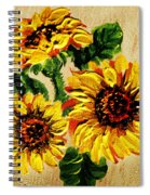 Vincent Van Gogh Would Cry  Spiral Notebook