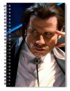 Vincent Vega Spiral Notebook