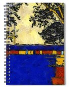 Vincent's Japanese Garden Spiral Notebook