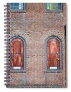 Vindauga Spiral Notebook