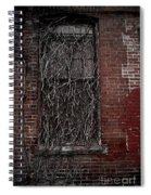 Vines Of Decay Spiral Notebook