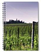 Vineyard 24077 Spiral Notebook