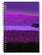 Vineyard 40 Spiral Notebook