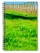 Vineyard Path 22628 Spiral Notebook