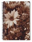 Vintage Bouquet Spiral Notebook