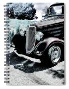Vintage Ford Car Art 1 Spiral Notebook