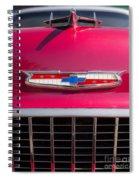 Vintage Chevy Bel Air Spiral Notebook