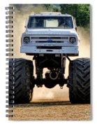 Vintage Chevy Monster  Spiral Notebook