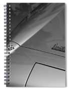 Vintage Corvette 6b Spiral Notebook