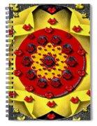 Vintage Fantasy Popart Spiral Notebook