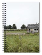 Vintage Farm Spiral Notebook