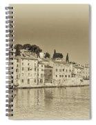 Vintage Harbor Spiral Notebook
