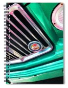 Vintage Jeep - J3000 Gladiator By Sharon Cummings Spiral Notebook