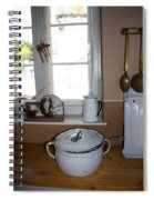 Vintage Kitchenware Spiral Notebook
